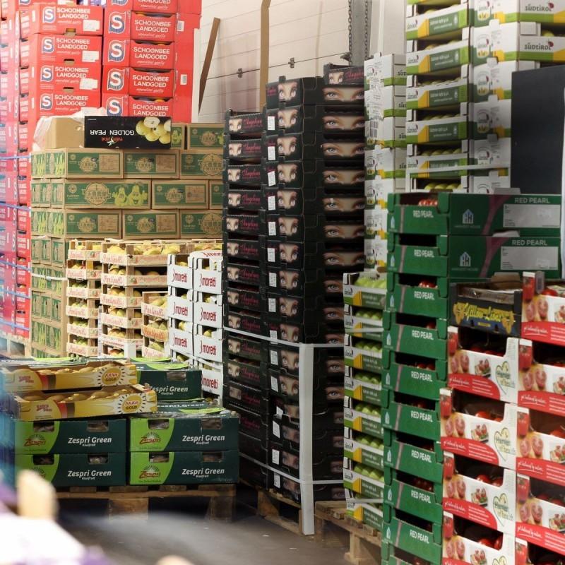Großmarkt Nürnberg Verkauf Obst und Gemüse